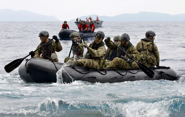 Japan Strengthening Military Despite Lingering Controversies
