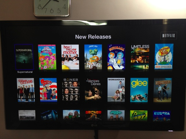 Netflix New Viewing Options Available for Streaming in