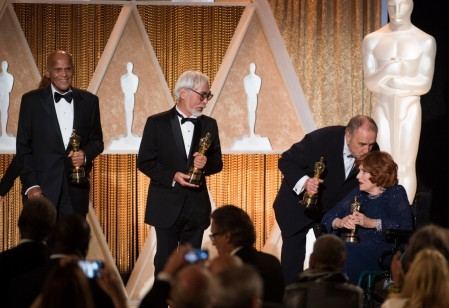 Academy Awards Honor Four Legends