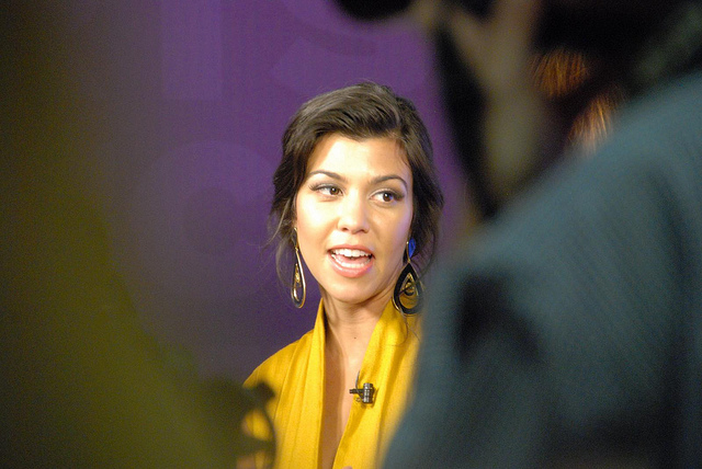 Kourtney Kardashian Gives Birth to Her Third Child