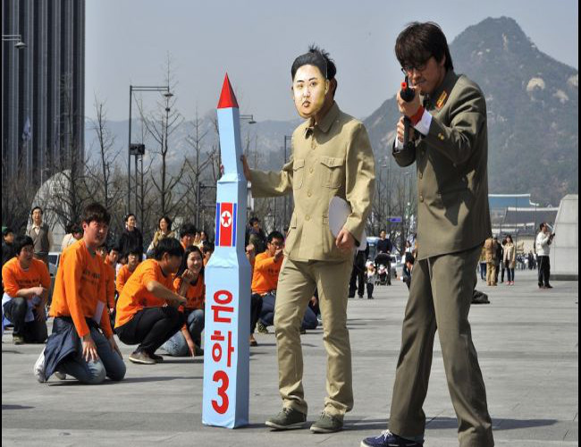 North Korea Hit With Sanctions