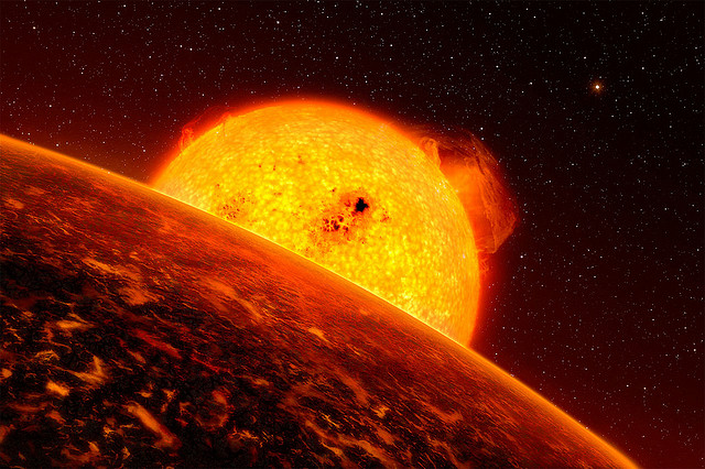 Solar System Had Second Star 70,000 Years Ago