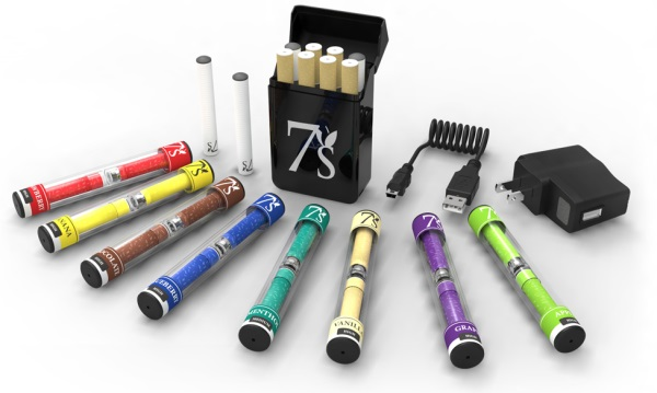 Electronic Cigarette Use Tripled