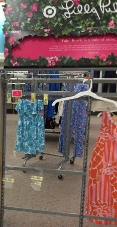 Lilly Pulitzer for Target Chain's Latest Problem
