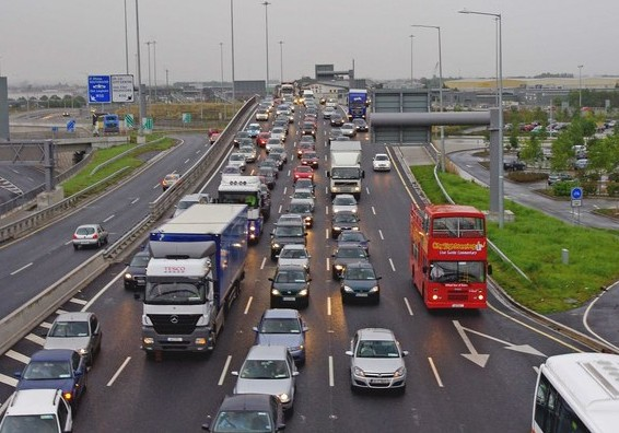 Traffic Noise Can Lead to Obesity