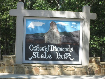 Crater of Diamonds