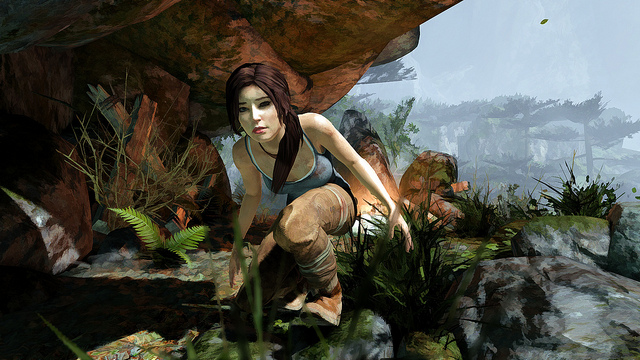 Rise of the Tomb Raider Will Have More Tombs to Raid and a Crafting System