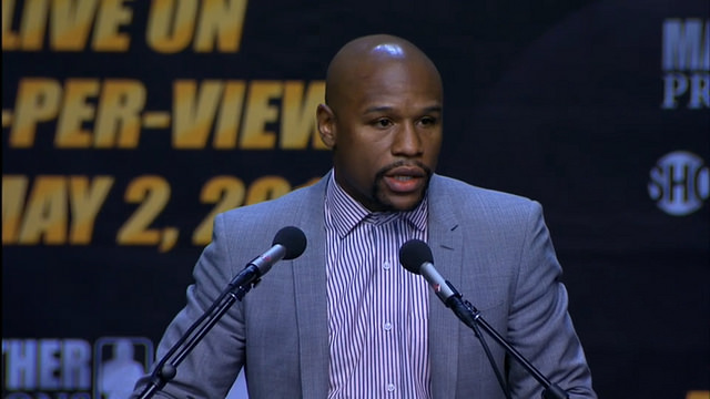 "Mayweather vs ""Easy Opponent"" Camp News"