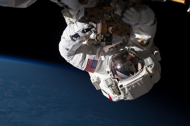 International Space Station Astronauts Likely to Conduct Spacewalk Repairs
