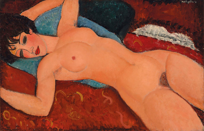 Modigliani Nude $170.4 Million Sale Shines Spotlight on Artist