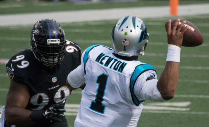 Giants Hope to Spoil Perfect Season for Panthers