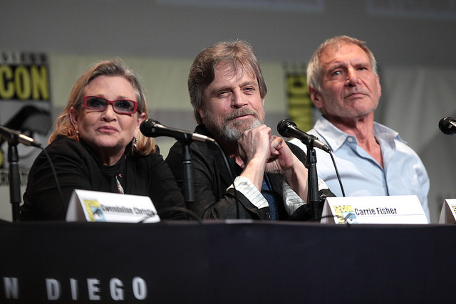 May the Force Be With Mark Hamill in Fight Against Fake Memorabilia