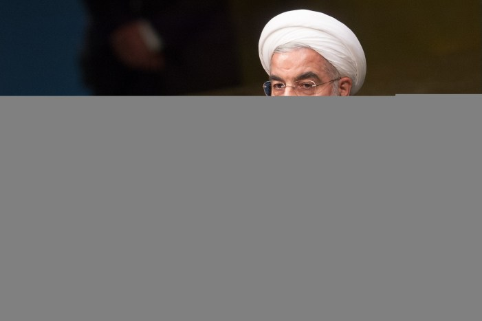 Hassan Rouhani Seeks Blessings From Pope Francis [Video]