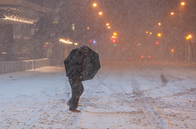 National Weather Service Issues Winter Storm Warning for East Coast