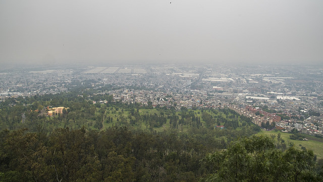 Mexico City Takes Drastic Measures to Reduce Pollution