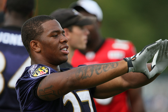 Ray Rice Pledged to Donate Salary if Signed by NFL Team