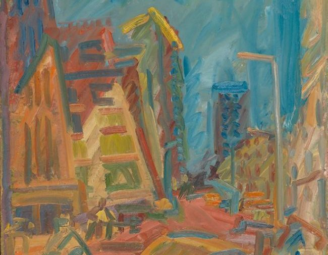 London Calling in Atypical Getty Exhibit