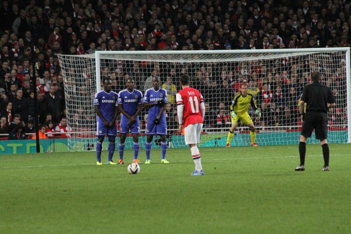 Arsenal Won the First Derby of London in Premier League