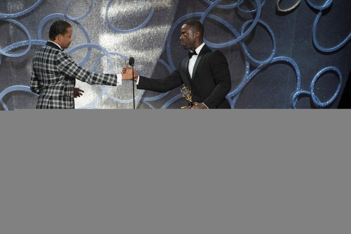 Sterling Brown Wins Supporting Actor in Limited Series or Movie: 2016 Emmy Awards