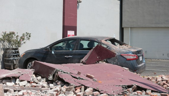 6.1 and 5.5 Magnitude Earthquakes Hit Central Italy 2 Hours Apart