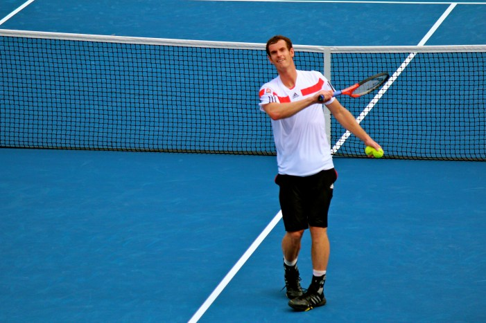 2016 ATP China Open Reached the Semifinals