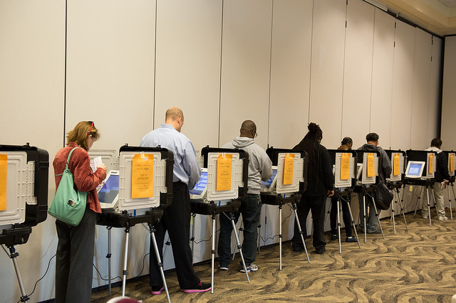 Are Voters Safe Going to the Polls?