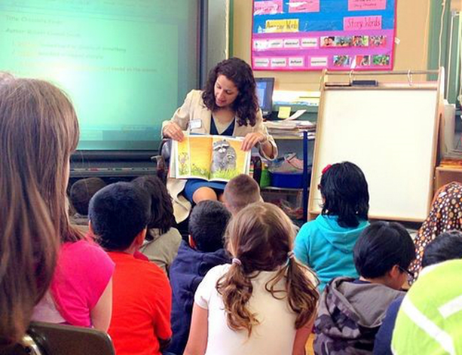 Reading Aloud Improves Language and Relationships