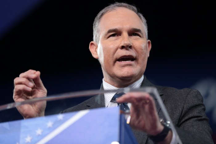 Swathed in Controversy EPA Head Scott Pruitt Resigns