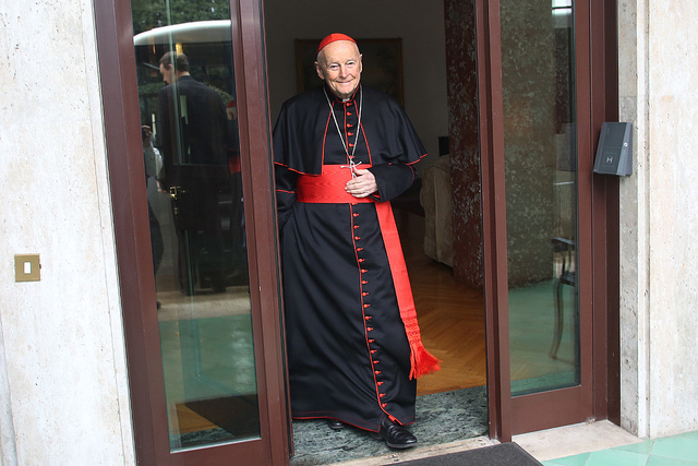 Cardinal McCarrick Investigated by Vatican for Third Accusation of Abuse