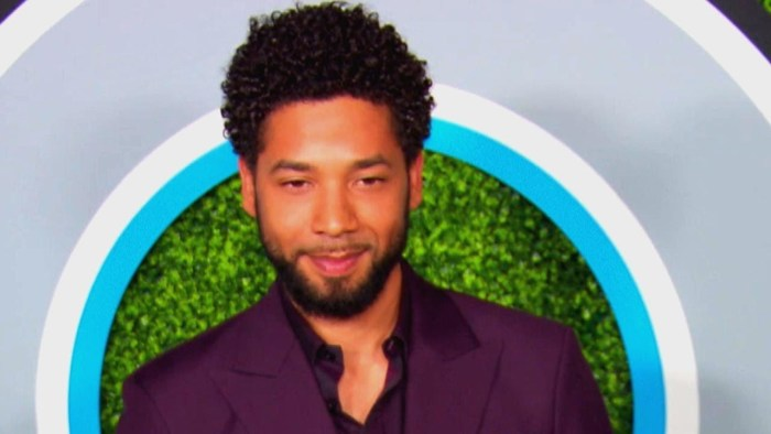 Jussie Smollett Returns to the 'Empire' Set 2 Hours After Bail Hearing