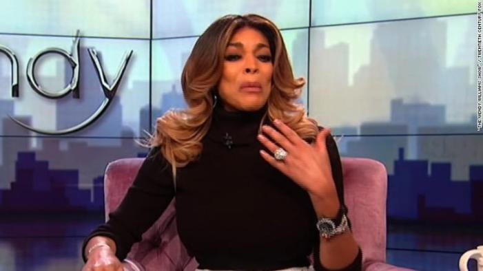 Wendy Williams Relapses on Alcohol and Is Rushed to the Hospital