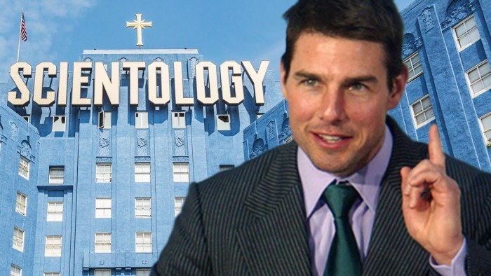Tom Cruise May Be Named in Potential Scientology Lawsuit