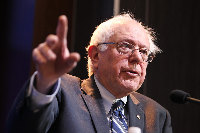 Bernie Sanders Is Not Forgiven by Sandy Phillips and Shannon Watts for Gun Votes