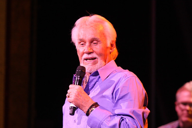 Kenny Rogers Hospitalized and Says He Is Not Dying Despite Rumors