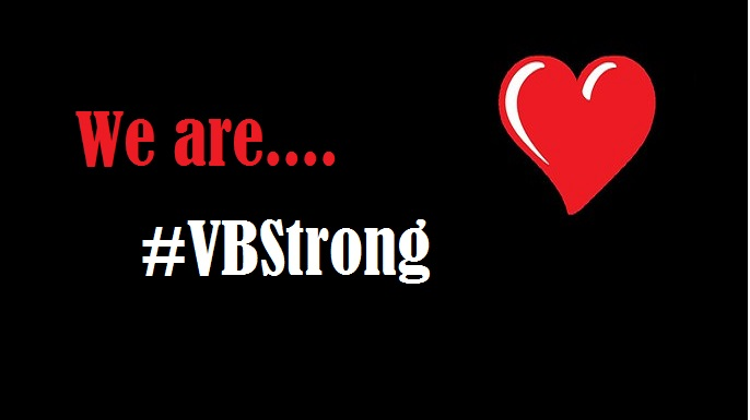 An Open Letter to Virginia Beach: We Are #VBStrong