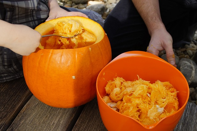 How Can Skin Benefit From Leftover Halloween Pumpkins?