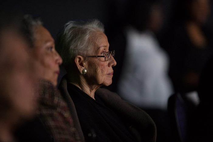Katherine Johnson NASA Mathematician Dies at 101