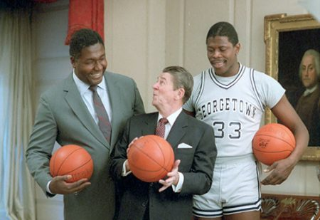 Roy Williams, Coach K and others honor Georgetown basketball legend John Thompson