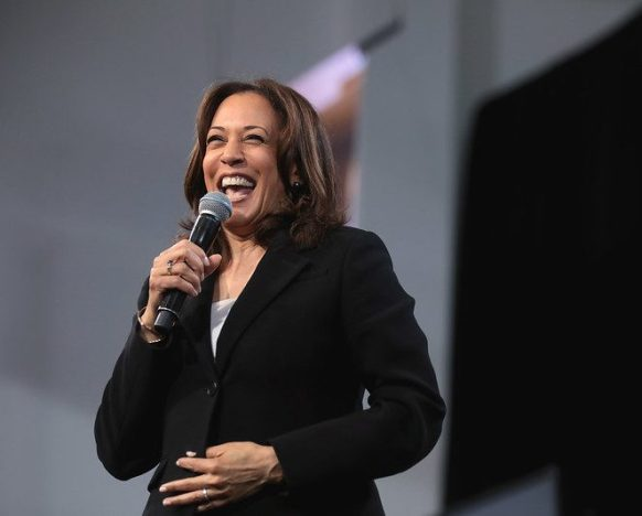 Kamala Harris Joins the Biden Ticket