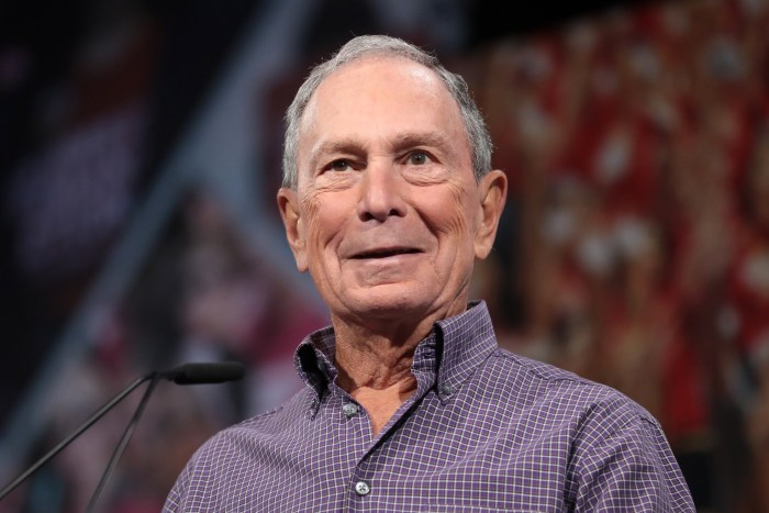 Bloomberg Pays 1000s of Florida's Ex-Felons' Fines Restoring Voting Rights