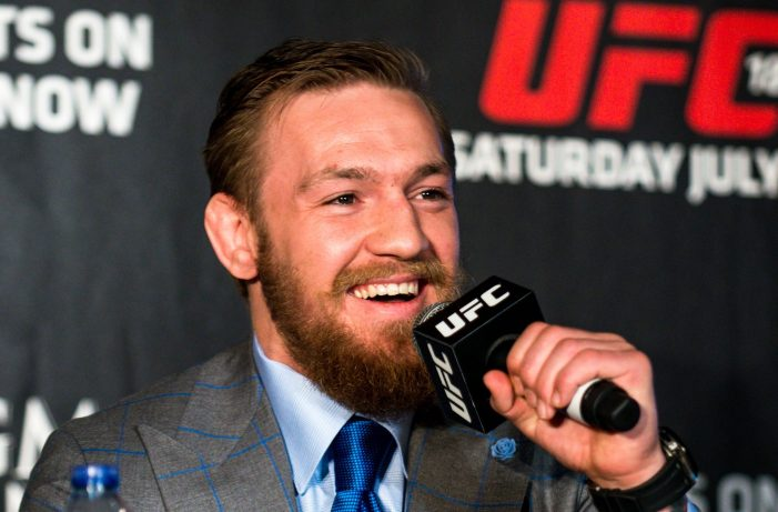 Conor McGregor, Retired UFC Star Arrested on 'Attempted Sexual Assault'