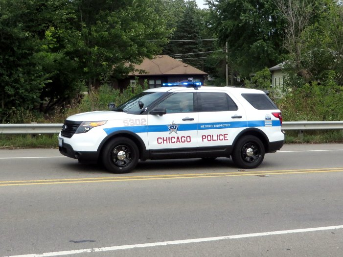 Chicago Police Officer Dragged by Motorist During Traffic Stop