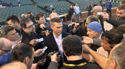 Theo Epstein Cubs President of Baseball Operations Steps Down [Video]