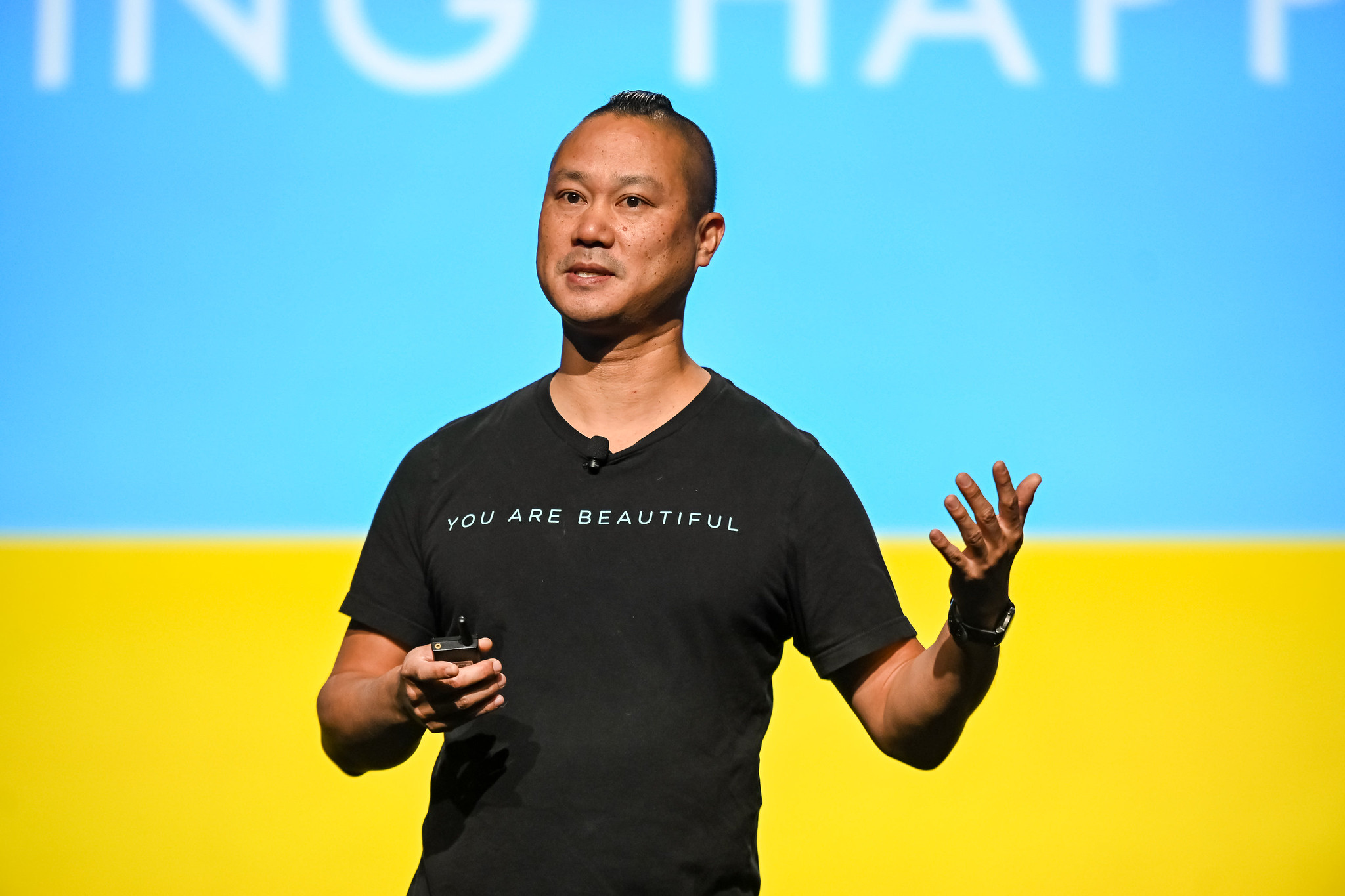 Tony Hsieh, Former Zappos CEO And