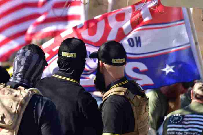 MAGA Rally Closes Popular Proud Boys D.C. Hangouts January 6th