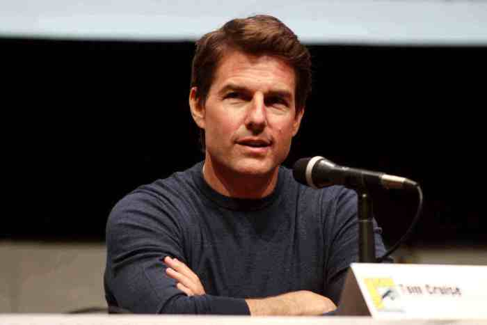 Tom Cruise Caught on Audio Being Livid With Crew Member [Video]