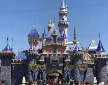 Disneyland New Site for Extensive COVID-19 Vaccinations [Video]