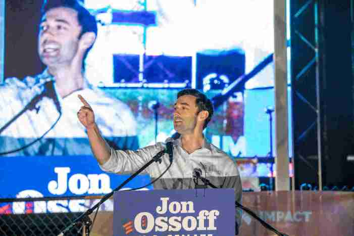 Democrat Jon Ossoff Victory Secures Senate Majority and Biden Trifecta [Update]