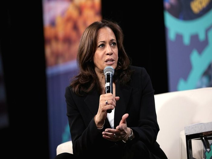 Kamala Harris Making Moves to Prepare for Her New Job [Video]