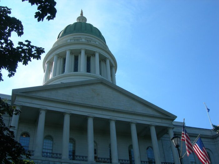Maine Increases Security Amid FBI Warnings of Armed Protests